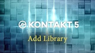 Як додати бібліотеку в Kontakt 5 - самий зручний спосіб. NicntGenerator і Nicnt Changer