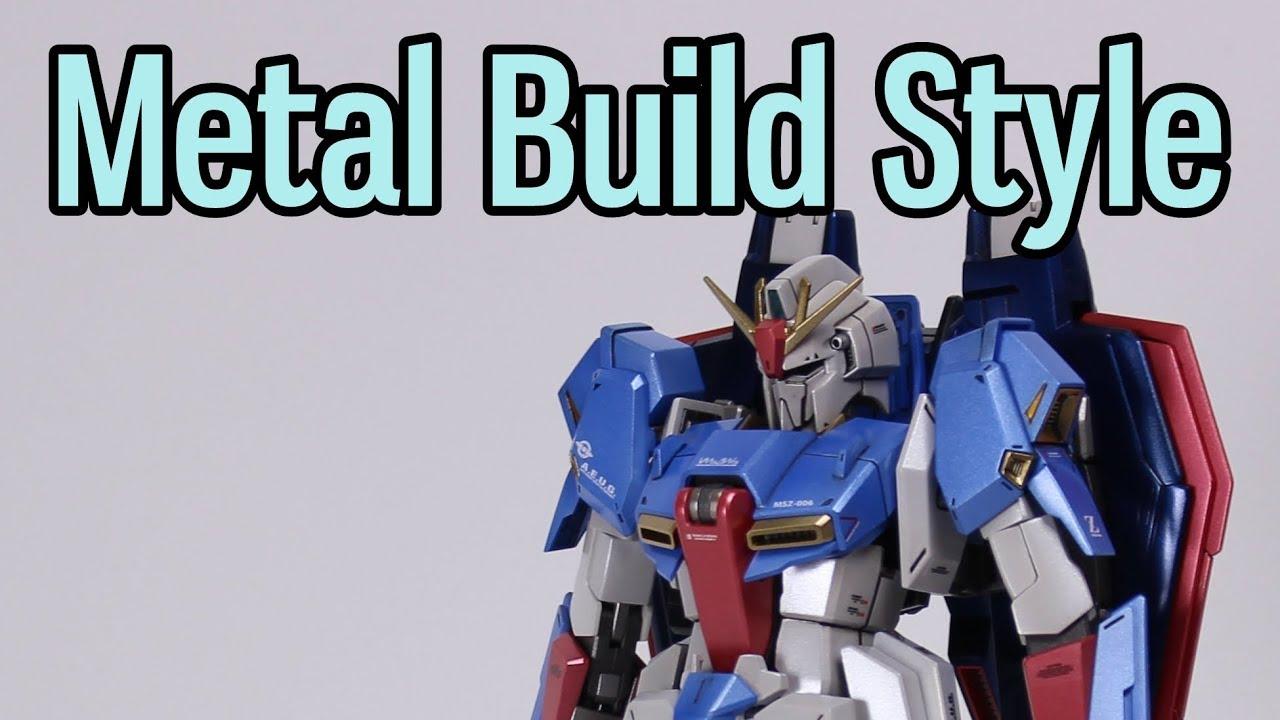 New Tomemei 1//100 M-02 Zeta Gundam Cita Z Plus Metal Build Action figure Toy