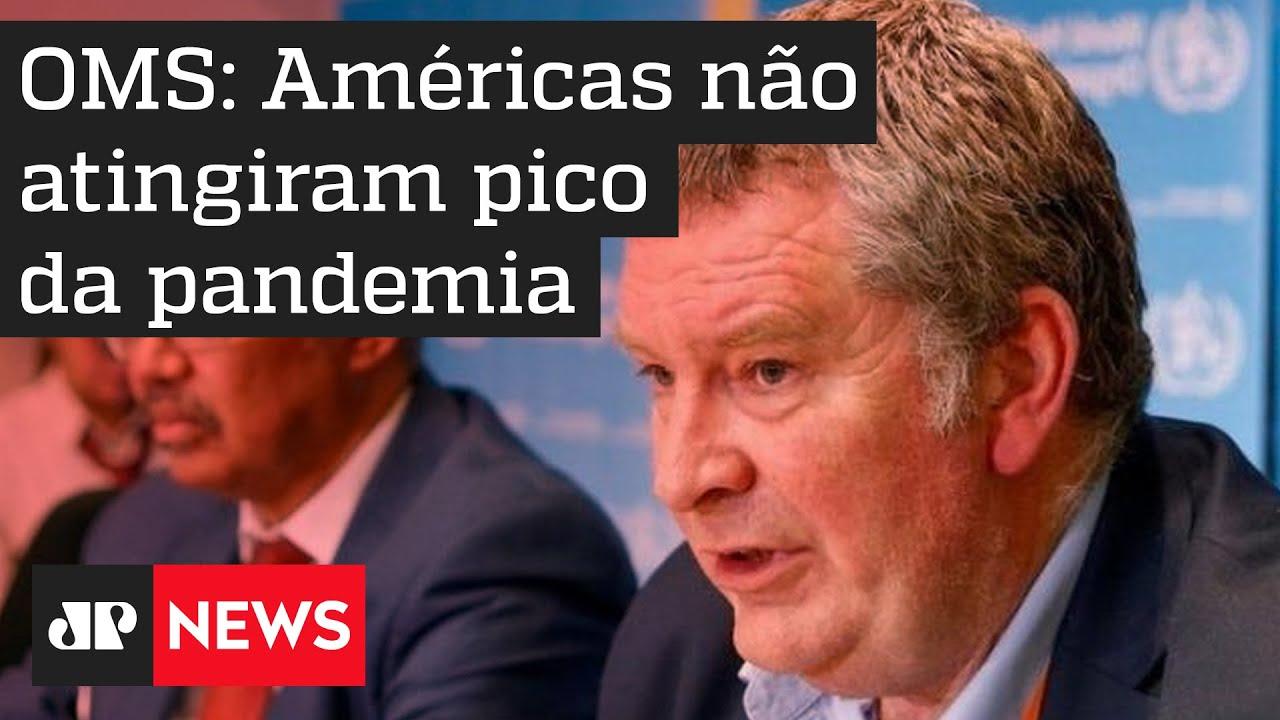OMS: Pandemia ainda não chegou ao pico na América Latina