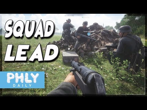 UBER SQUAD | Squad Lead Action (Hell Let Loose Gameplay)