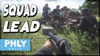 UBER SQUAD | Squad Lead Action (Hell Let Loose Gameplay) Hell Let L...