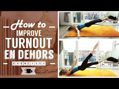 How To Improve your Turnout / En Dehors   Lazy Dancer Tips