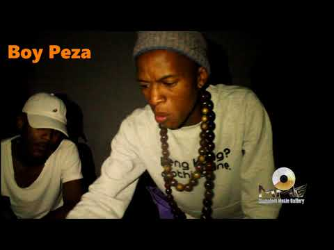 Boy Peza freestyle #HoodHop
