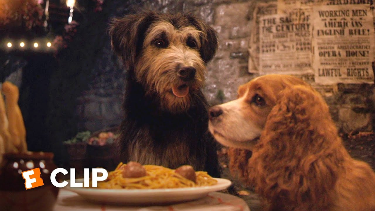 Lady And The Tramp Movie Clip Tony S Special 2019 Movieclips Coming Soon Youtube