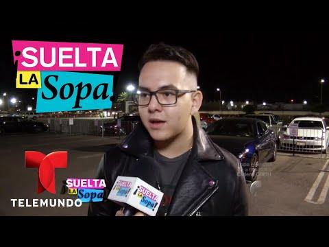 Johnny López cuenta qué sucede con su hermana Chiquis | Suelta La Sopa | Ent