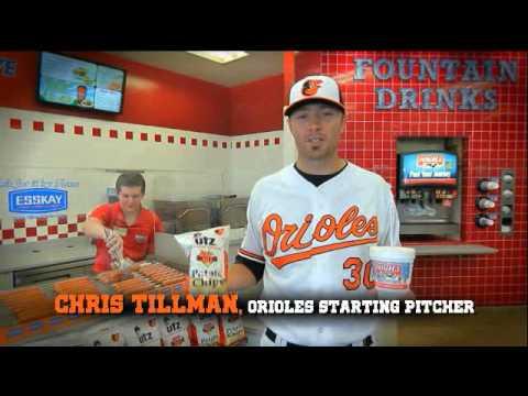 High's Chris Tillman Spot