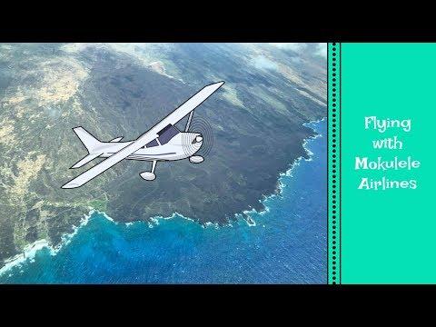 Hawaii Island Hopping with Mokulele Airlines