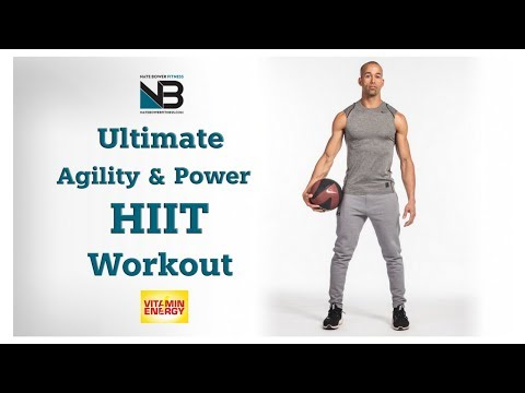 Power and Agility HIIT Workout