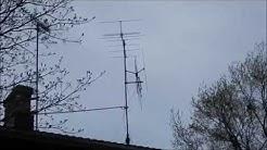 FM-DX antenni Utön saarella