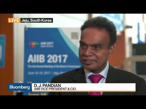 AIIB's CIO Hopes to Double Lending in Five Years