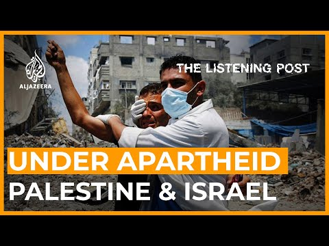 From Sheikh Jarrah to Gaza: Journalism under apartheid   The Listening Post