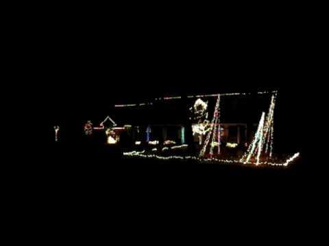 Christmas Lights In Wichita Ks.Marshall S Christmas Lights Wichita Ks 07 Hallelujah