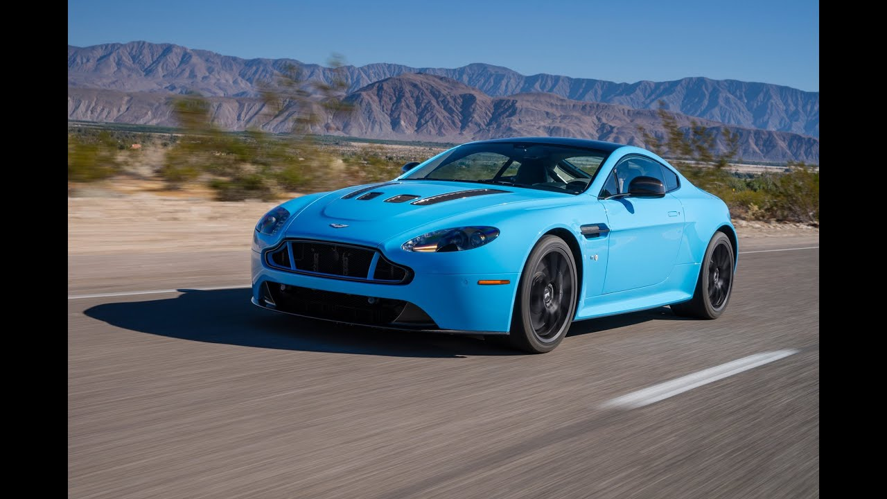 2015 aston martin vanquish test drive, top speed & car review new
