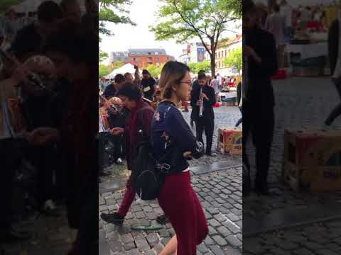 Street Music Brussels 2017