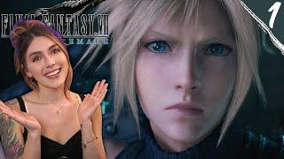 Let's Go! #ad Square Enix | Final Fantasy 7 Remake Pt. 1 | Marz Plays