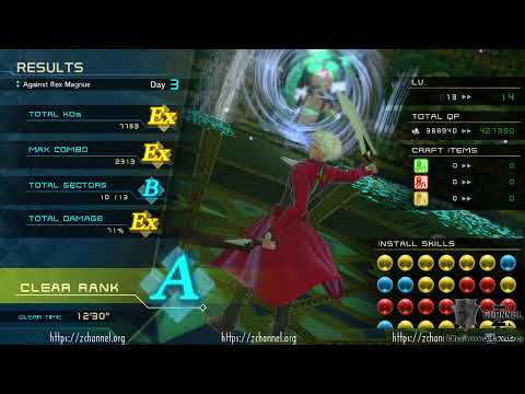 [Z Channel] | Fate EXTELLA LINK - Part 3 (Full HD Test)