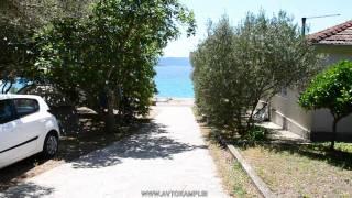 Camp site Lupis - Loviste Peljesac