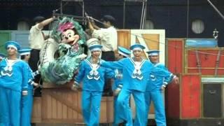 "STEVIE CHAN in ""Sail Away!"" Tokyo Disney Sea 2006"