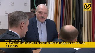 Лукашенко жестко: Да, я – диктатор! Не дай бог, приеду сюда через год, и эта «песня» сохранится