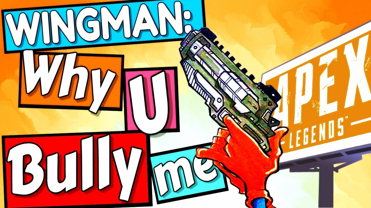 Stop sh%tting on the WINGMAN - #DontBully - Wingman rap Coming Up Soon