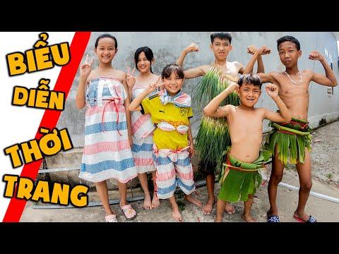 Thái Chuối | Đại Hội Biểu Diễn Thời Trang Tái Chế Kinh Hoàng