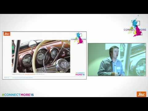 Jisc connect more London: Leveraging change through digital capability