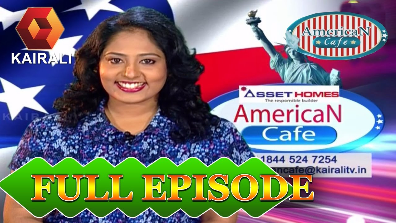 American Cafe | 3rd October 2016 |  Full Episode