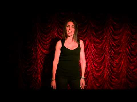 Female Magician Simone Karp - Watch With Glittering Eyes - The Magician's Cabaret.