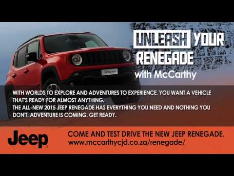 The All-New Jeep Renegade!