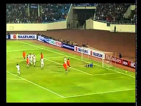 AFF Suzuki Cup 2010 Group B Philippines vs Vietnam 2 - 0.flv