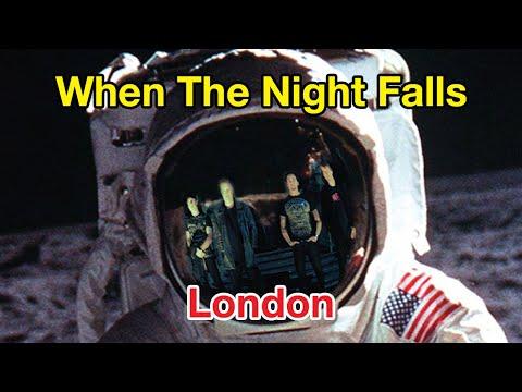 Клип London - When The Night Falls
