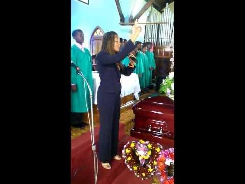 Carlene Davis Live, in Jamaica