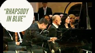 "ELDAR DJANGIROV ""Rhapsody in Blue"" with the Russian National Orchestra"