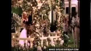 Cenas Romantica do filme A nova cinderela e Outro conto da nova cinderela