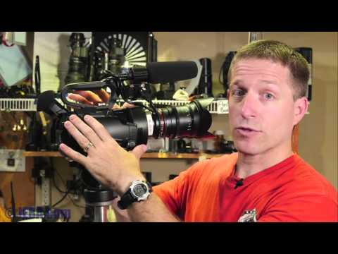 Review: JVC GY-LS300 4K Interchangeable-Lens Camcorder