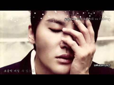 JYJ XIA Junsu - Love Is Like Snowflake [hangul / roman / eng sub]