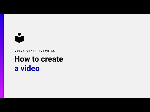 How to create a video — OFFEO