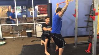 dsstrength.com Just the Tip Tuesday- Overhead Squat Drill