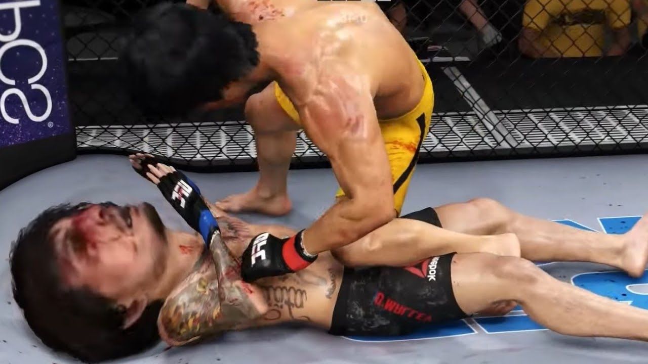 UFC Bruce Lee vs Sean O'Malley #14 in the UFC Bantamweight rankings.