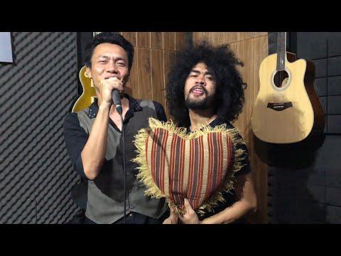 Denden Gonjalez Feat Jollink Kribo - Rocker Juga Manusia Cover Serius Band