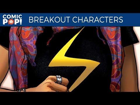 Breakout Comic Book Characters #ElseworldsExchange
