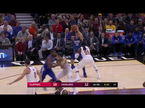 Los Angeles Clippers vs. Cleveland Cavaliers - November 17, 2017