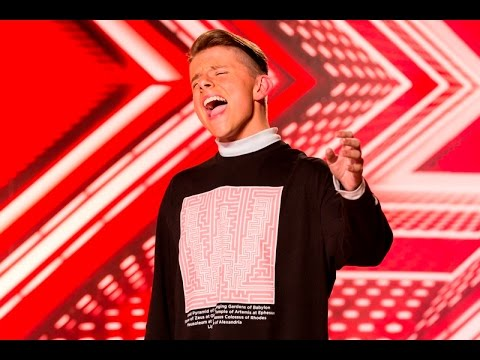X FACTOR 2016 AUDITIONS - JAMES HUGHES streaming vf