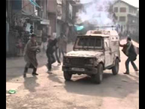 Human Rights Violations in Kashmir (Raw footage3)