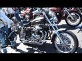 70s Classic Custom Honda CB750 Motorcycle