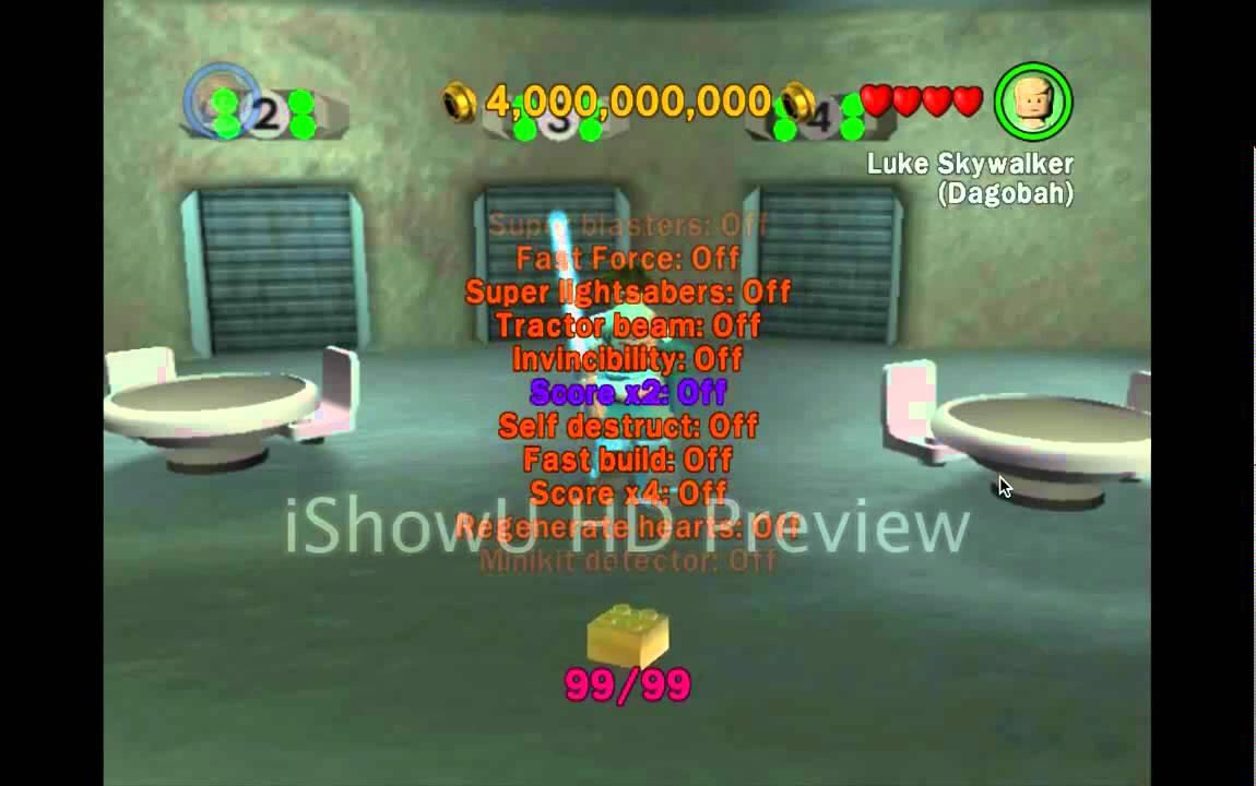 lego star wars ii: best way to get money fast - youtube