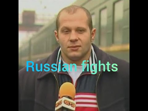 Russian Fights On Tv | (trash) | Part 1