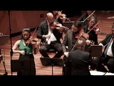 """""""Concerto duplo para violino e viola"""", de Ernst Mahle"""