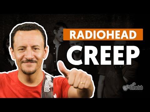 Creep - Radiohead (aula de baixo)