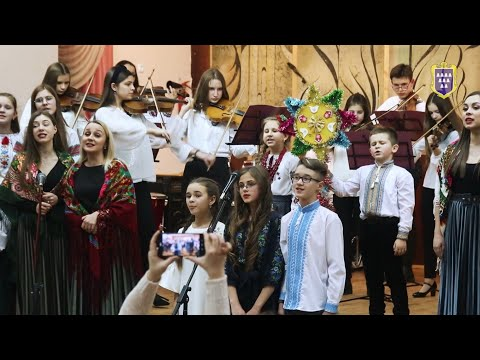 Вихованці Дрогобицької музичної школи №2 ім. Р. Сороки дали концерт